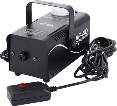 Stairville AF-40 Mini Fog Machine B-Stock
