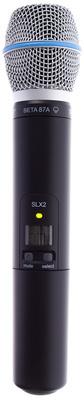 Shure SLX 2 / Beta 87A / K3E B-Stock