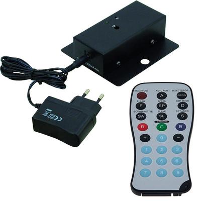 Eurolite DMX LED Operator IR2DMX Bundle