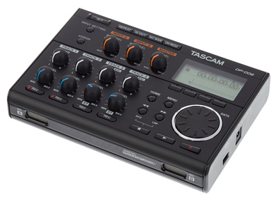 Tascam DP-006 B-Stock