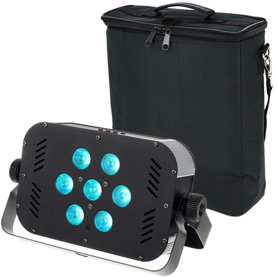 Stairville LED Flood TRI Panel 7x3 Bundle