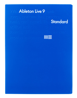 Ableton Live 9 Upg. from Live Intro E
