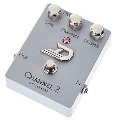 Duesenberg Channel 2 B-Stock