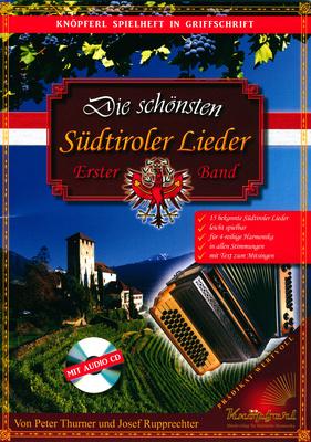 Knöpferl-Musikverlag Die schönsten Südtiroler