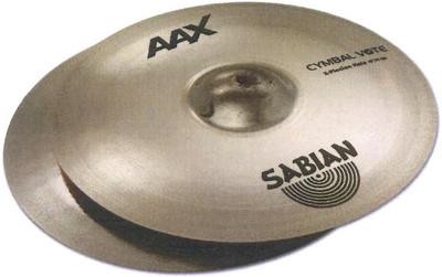 "Sabian 16"" AAX X-Plosion Hi-H B-Stock"