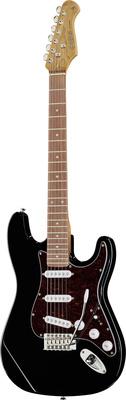 Harley Benton ST-62 BK Vintage Series