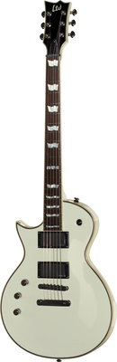 ESP LTD EC-401 Olympic White left