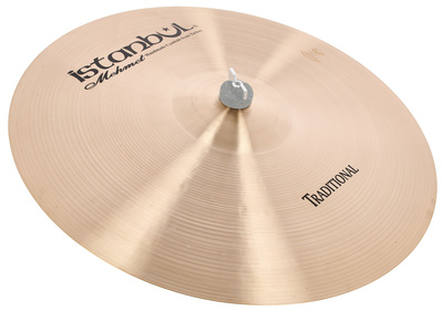 "Istanbul Mehmet 19"" Thin Crash Traditional"