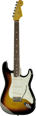 Fender 60s Strat Lacquer RW 3-CSB