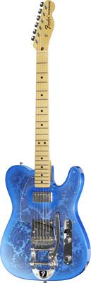 Fender Bigsby Tele Blue Paisley MBDG
