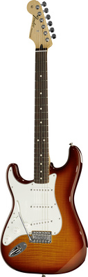 Fender Standard Strat Plus Top LH TBS
