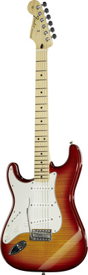Fender Standard Strat Plus Top LH ACB