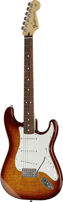 Fender Standard Strat Plus Top RW TBS