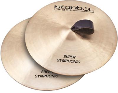 "Istanbul Agop Super Symphonic 22"""