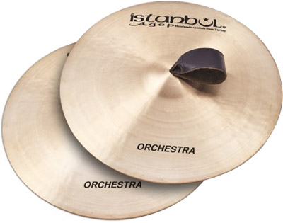 Istanbul Agop Orchestral 22""