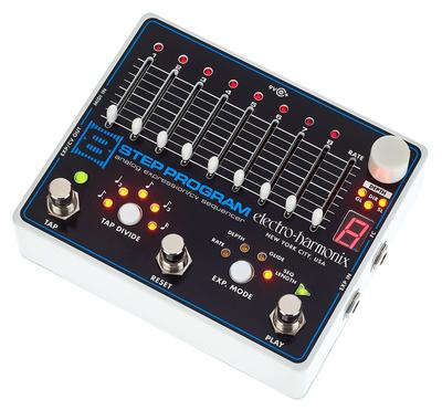 Electro Harmonix 8 Step Programm B-Stock