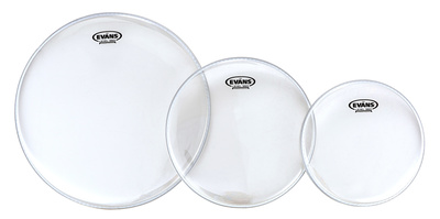 Evans G2 Fusion 2 Set clear B-Stock