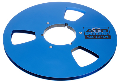 "ATR Magnetics Master Tape 1/4"" empty Reel"