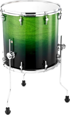 "Sonor 14""x14"" FT Essential GreenFade"
