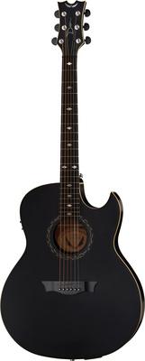 Dean Guitars Exhibition A/E BK Satin