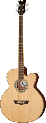 Dean Guitars Acoustic/Electric Bass CAW SN