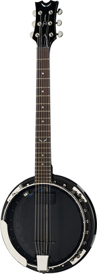 Dean Guitars Backwoods 6 Electric Banjo 6-S