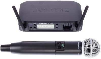 Shure GLXD24/SM58 B-Stock