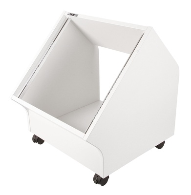 Thon Studio Side Rack 10U white