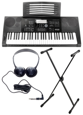 Casio CTK-6200 Set