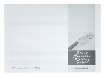Quercus Notation Writing Notepad A5