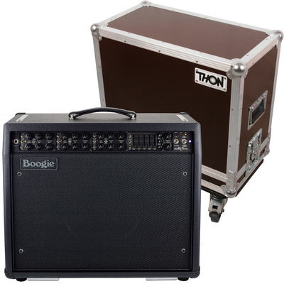 Mesa Boogie Mark V 112 BK Case Bundle