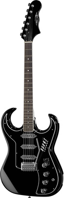 Burns Bison 62 Black B-Stock