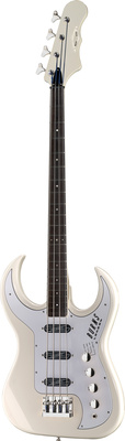 Burns Bison 61 Bass Shadows White