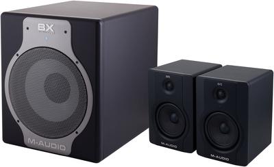 M-Audio BX5 2.1 System