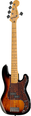 Fender SQ VM Precision Bass V 3TS
