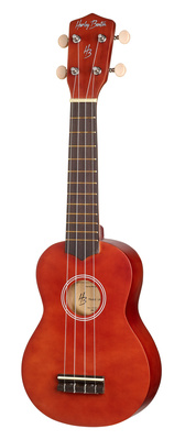 Harley Benton Ukulele UK-11DW Brown