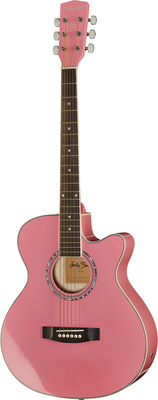 Harley Benton EAX-10 Pinky