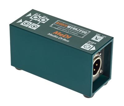 Audiowerkzeug MeDi B-Stock