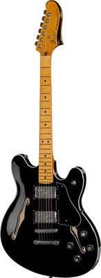 Fender Starcaster Guitar MN BLK
