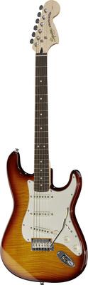 Fender SQ Standard Strat FMT AMB