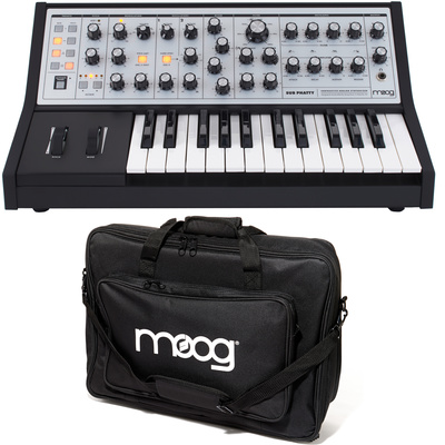 Moog Sub Phatty Bag Bundle