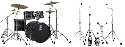 Yamaha Live Custom Set Big Roc Bundle