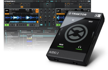 Native Instruments Traktor Audio 2 B-Stock