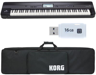 Korg Krome 88 keys Bundle