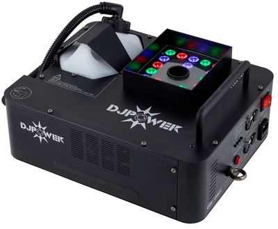 DJ Power DSK-1500V Fog Machine B-Stock