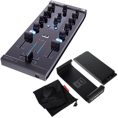 Native Instruments Traktor Kontrol Z1 Stand Bundl