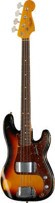 Fender 64 P-Bass Heavy Relic