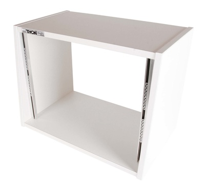 Thon Studio Desktop Rack 8U white