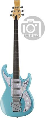 Burns Barracuda Bass Baby Blue