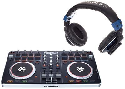 Numark Mixtrack Pro II XD-40 Bundle